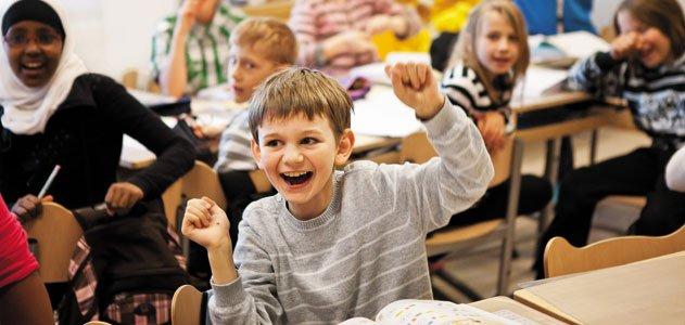Skola och OCD tvång barn