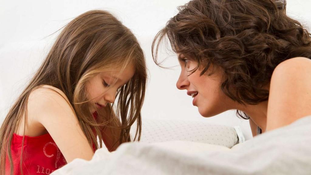 Prata med barn om OCD och tvång